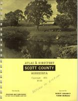 Title Page, Scott County 1972